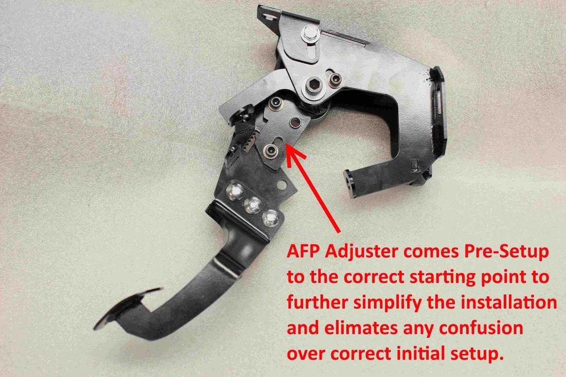 Flash Sale Rjm Rev4 Afp Fully Adjustable Clutch Pedal
